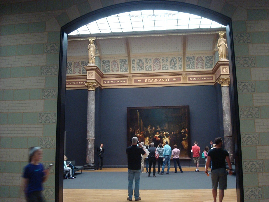 レンブラントやゴッホ等、オランダ名画を網羅する国立美術館