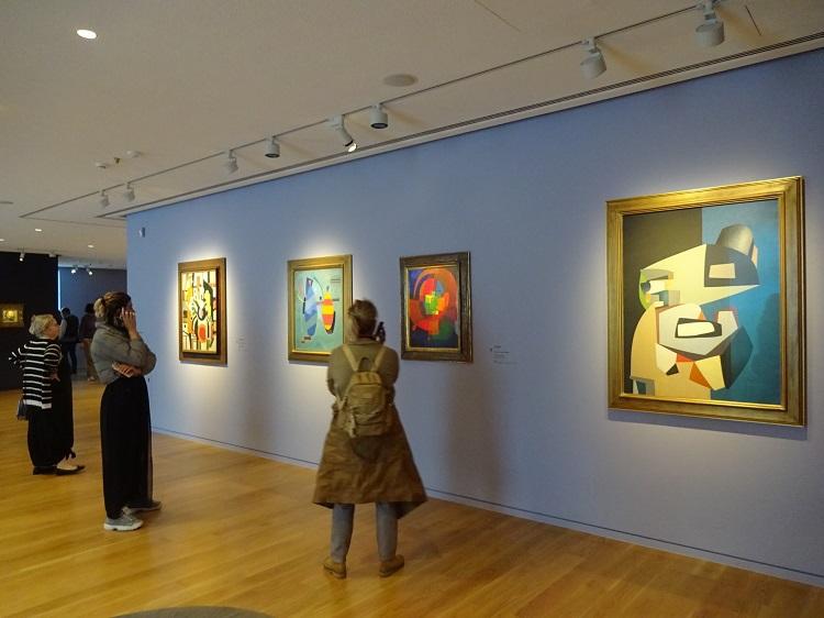 印象派からモダニズムまで 近代・現代の精鋭コレクション