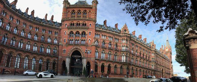 初代ホテルは1873年創業 ヴィクトリア時代を今に伝えて