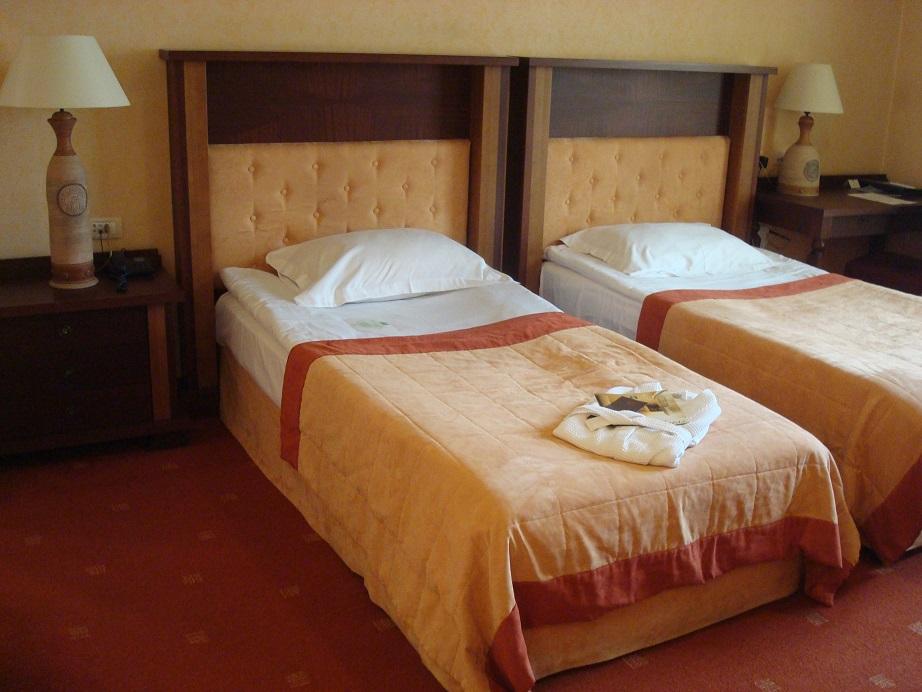 エレガンスと機能性を兼ね備えた客室 閑静な環境もマル!