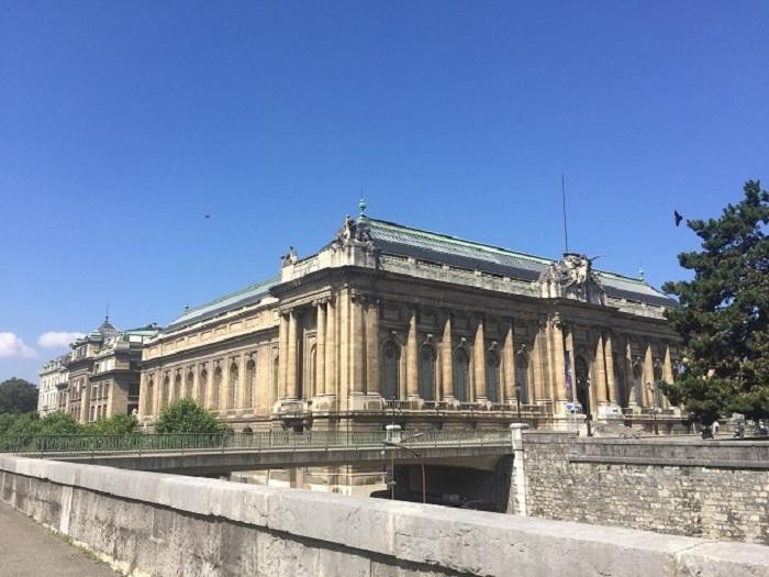 イチオシはジュネーヴ美術・歴史博物館!数多いミュージアム