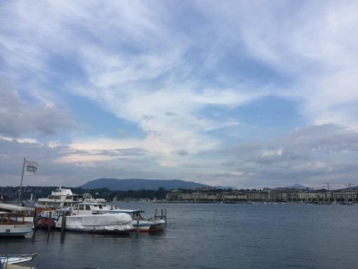 観光もビジネスも!美しいレマン湖に臨む国際都市ジュネーヴ