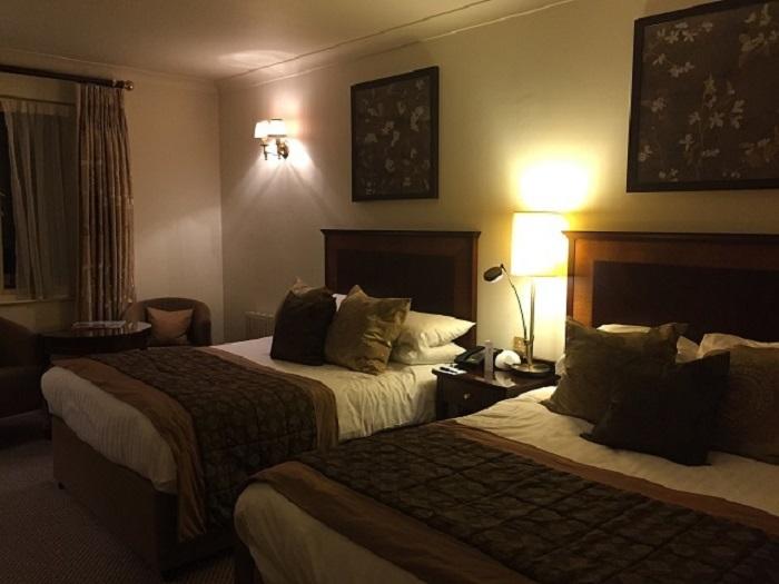 自然に囲まれた憩いの宿 オードリーズウッド・ホテル