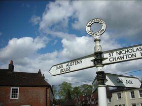 イギリス文学散歩「高慢と偏見」作者J.オースティンのハンプシャー