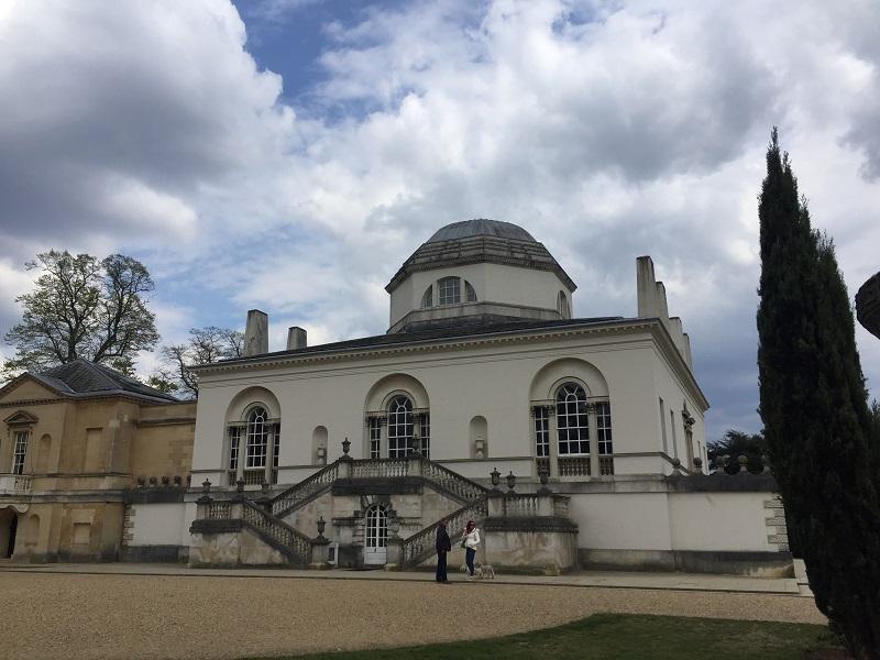 故ダイアナ妃の祖先も住んだ貴族の館 チズウィックハウス