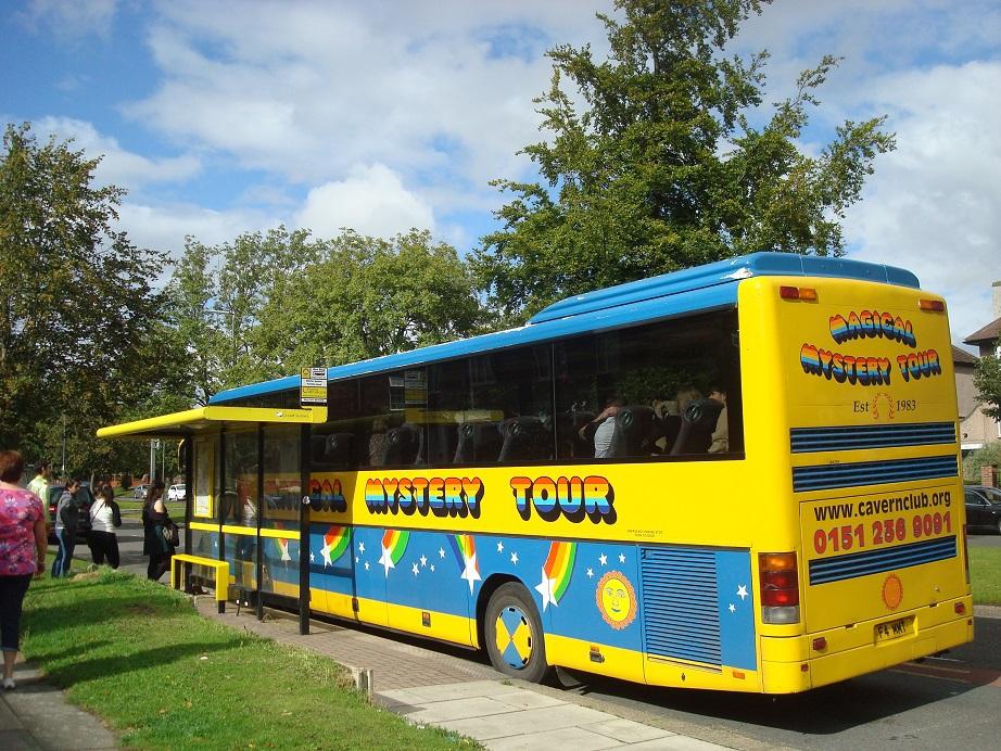 ガイド付きツアーバスでメンバー生家&ゆかりの地を巡ろう!