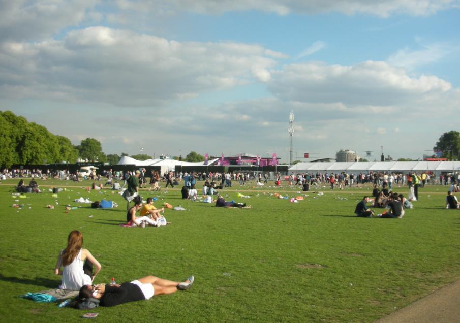 コンサート、季節行事やミニマラソン!野外イベント盛り沢山