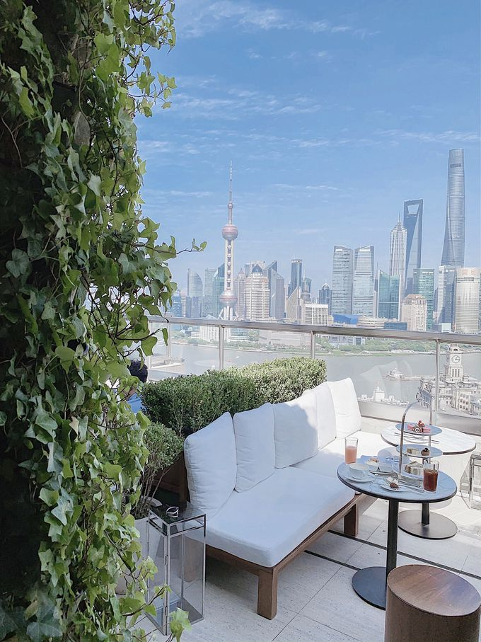 「都会のルーフトップ」季節問わず上海の景色を楽しむならここ!