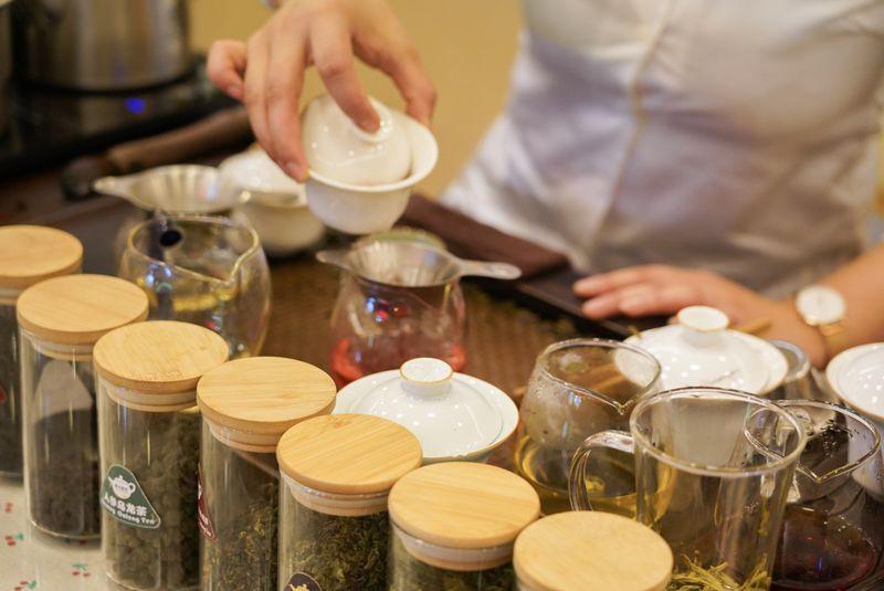 上海で中国茶を買うならどこ?お茶好きが通う問屋街「天山茶城」