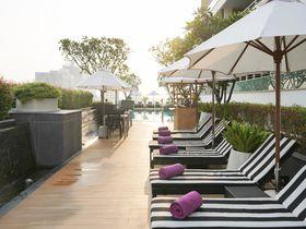 バンコクのおしゃれなデザインホテル「アキーラトンローバンコク」