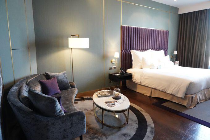 デザイナーズホテルのおしゃれな客室