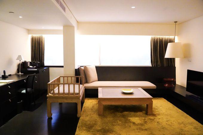 バンコク最大の広さのスタンダート客室