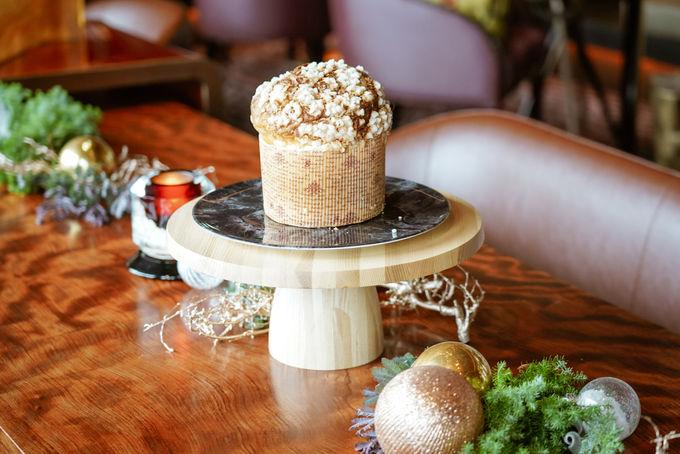 自宅でフォーシーズンズの味を楽しめるクリスマスケーキ