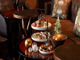 フォーシーズンズホテル東京大手町で味わうクリスマスアフタヌーンティー