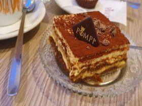 ローマでティラミスと言えばここ!「Pompi」本店で絶品メニューを