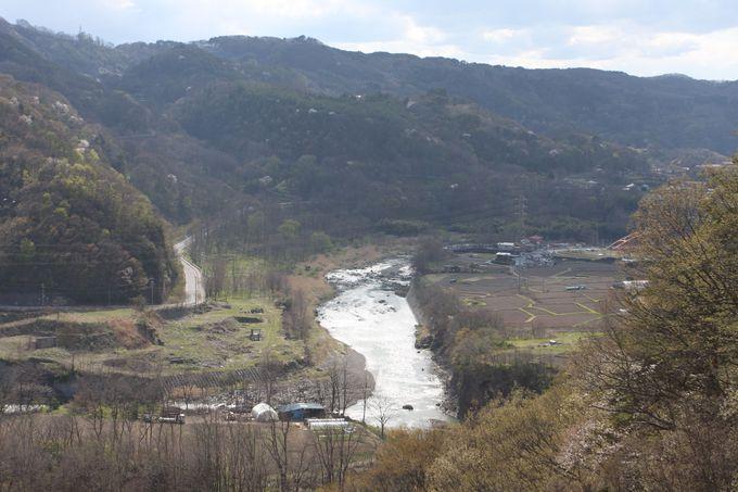 千曲川の絶景!そして締めくくりは信州そばと栗おこわ