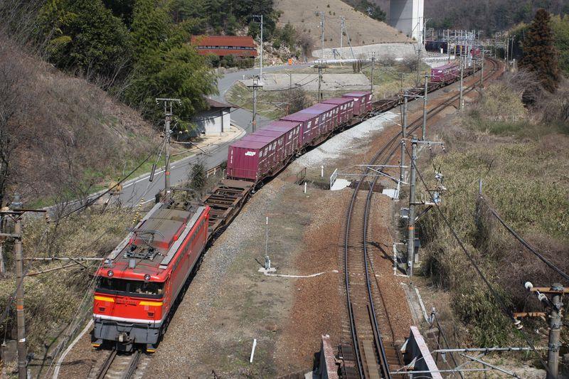 広島近郊…山陽路の難所を行く貨物列車を撮る〜JR山陽本線乗り撮り歩き