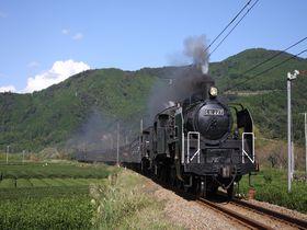SLで行くローカル線!蒸気機関車に乗れる人気スポット11選