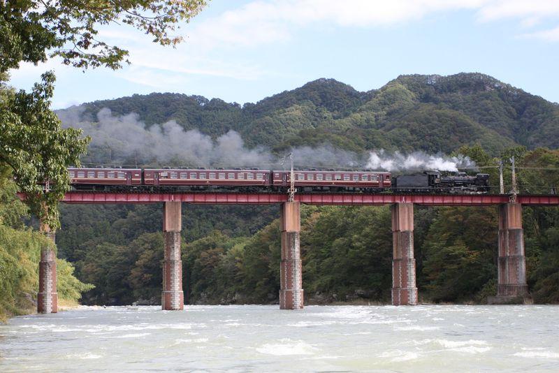 Sl 秩父 鉄道
