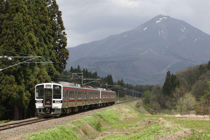 会津磐梯山が美しい!のんびり会津路の旅〜JR磐越西線乗り撮り歩き