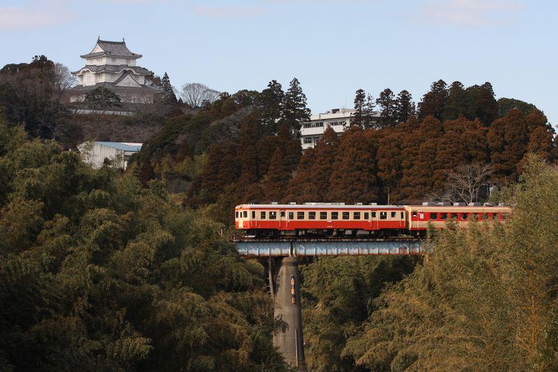 昭和?江戸?懐かしい房総の山里をのんびりタイムトリップ!?〜いすみ鉄道いすみ線乗り撮り歩き