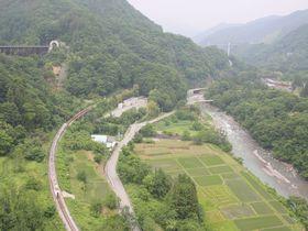 消え行く車窓風景…吾妻渓谷をローカル電車で旅しよう!〜JR吾妻線乗り撮り歩き