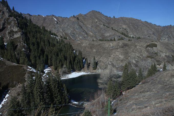 標高2000mの世界へ…途中の小天池もお見逃しなく!