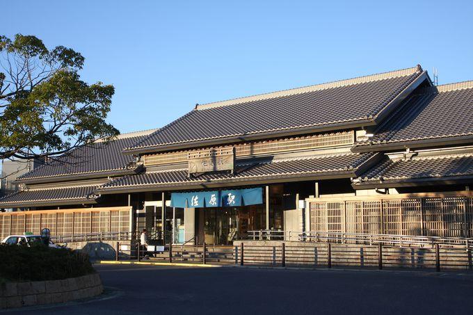 旅の基点は佐原駅〜まずは江戸時代の情緒に浸って…