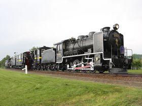 伝説のSL排雪列車「キマロキ」が眠る丘…北海道名寄公園の鉄道遺産を訪ねる