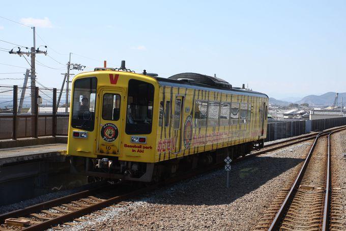 太平洋をのぞむ展望列車「土佐くろしお鉄道 ごめん・なはり線」
