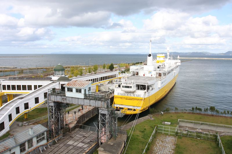 表 フェリー 津軽 海峡 時刻 函館 青森フェリーターミナルの案内