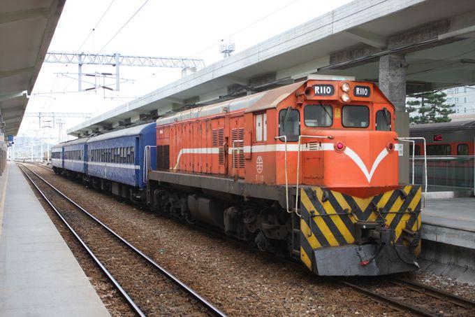 台湾鉄路南廻線と旧型客車について