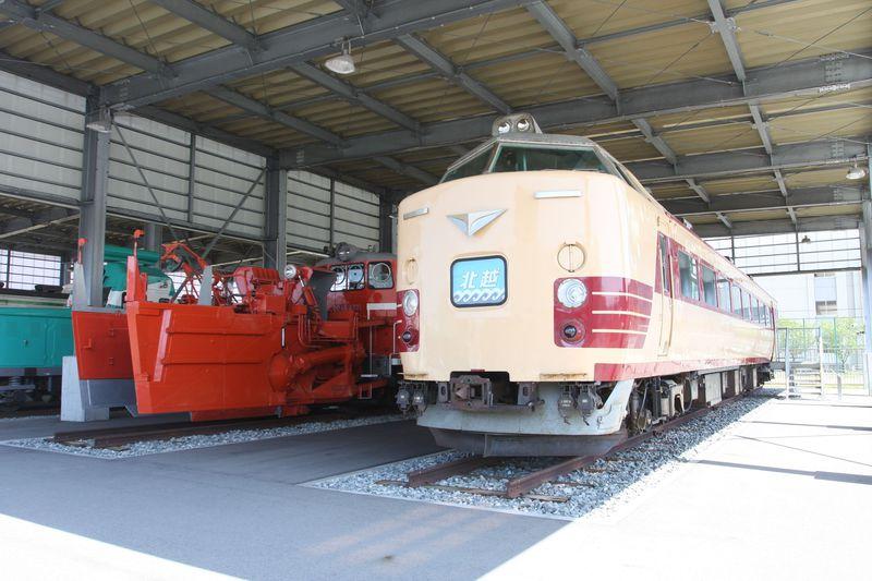 鉄道の街・新潟「新津鉄道資料館」雪国ゆかりの鉄道遺産を見に行こう