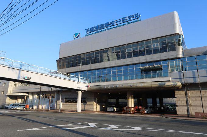 下関は朝鮮半島への玄関〜歴史ある航路で海外へ!