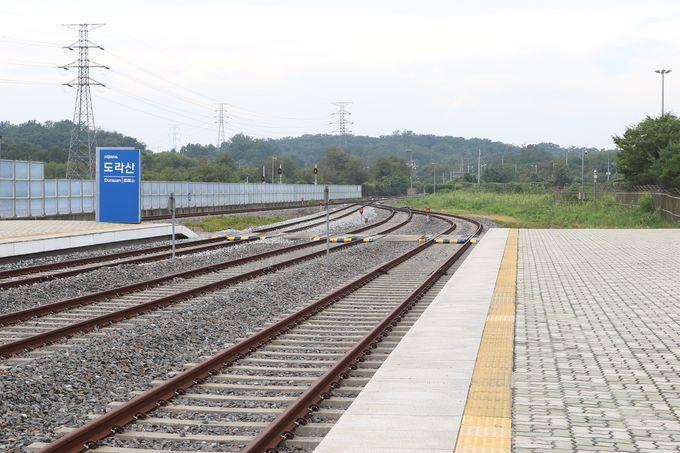 最後に都羅山駅をじっくり見ていこう
