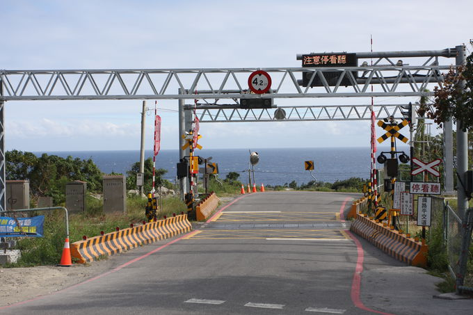 海が見えるあの踏切が台湾にも!ローカル駅「太麻里」周辺を歩こう ...