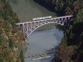 奥会津の鉄道絶景「只見川第一橋梁」を探訪しよう〜JR只見線乗り撮り歩き