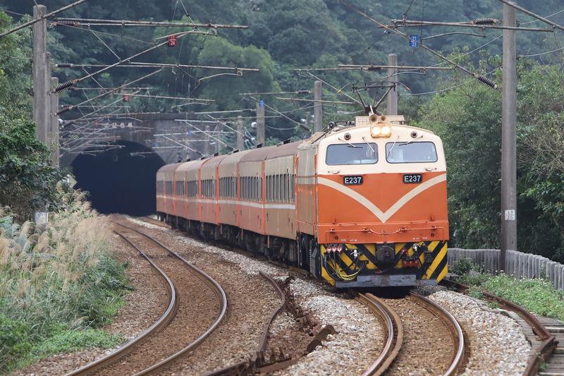 台北近郊の猫村「ホウトン」で鉄道を撮ろう!撮り歩きガイド