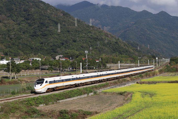 台湾の東部幹線・台東線について