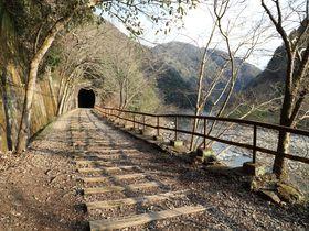 往時の雰囲気が残る!兵庫・武庫川渓谷〜福知山線の廃線跡を歩く