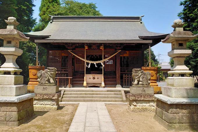 平柳星宮神社について
