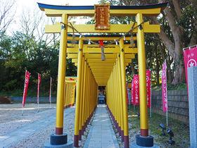 黄金色の鳥居!茨城「ほしいも神社」でホシイモノが手に入る!