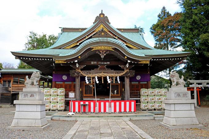 神峰神社について