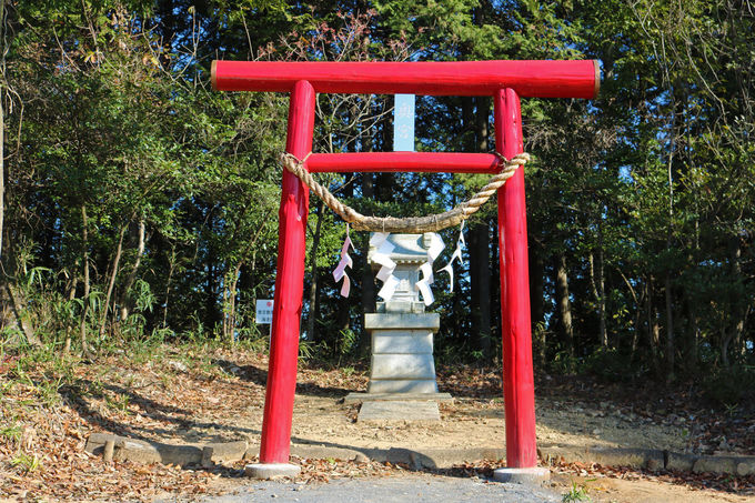 賀茂別雷神社の奥宮