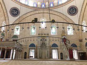 イスタンブール歴史地区「ヤヴズ・スルタン・セリム・モスク」の魅力