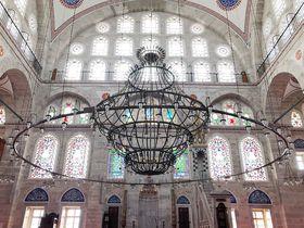 設計はスィナン!「ミフリマー・スルタン・モスク」イスタンブール歴史地区