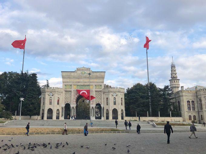 大学の起源は西暦425年!「イスタンブール大学」
