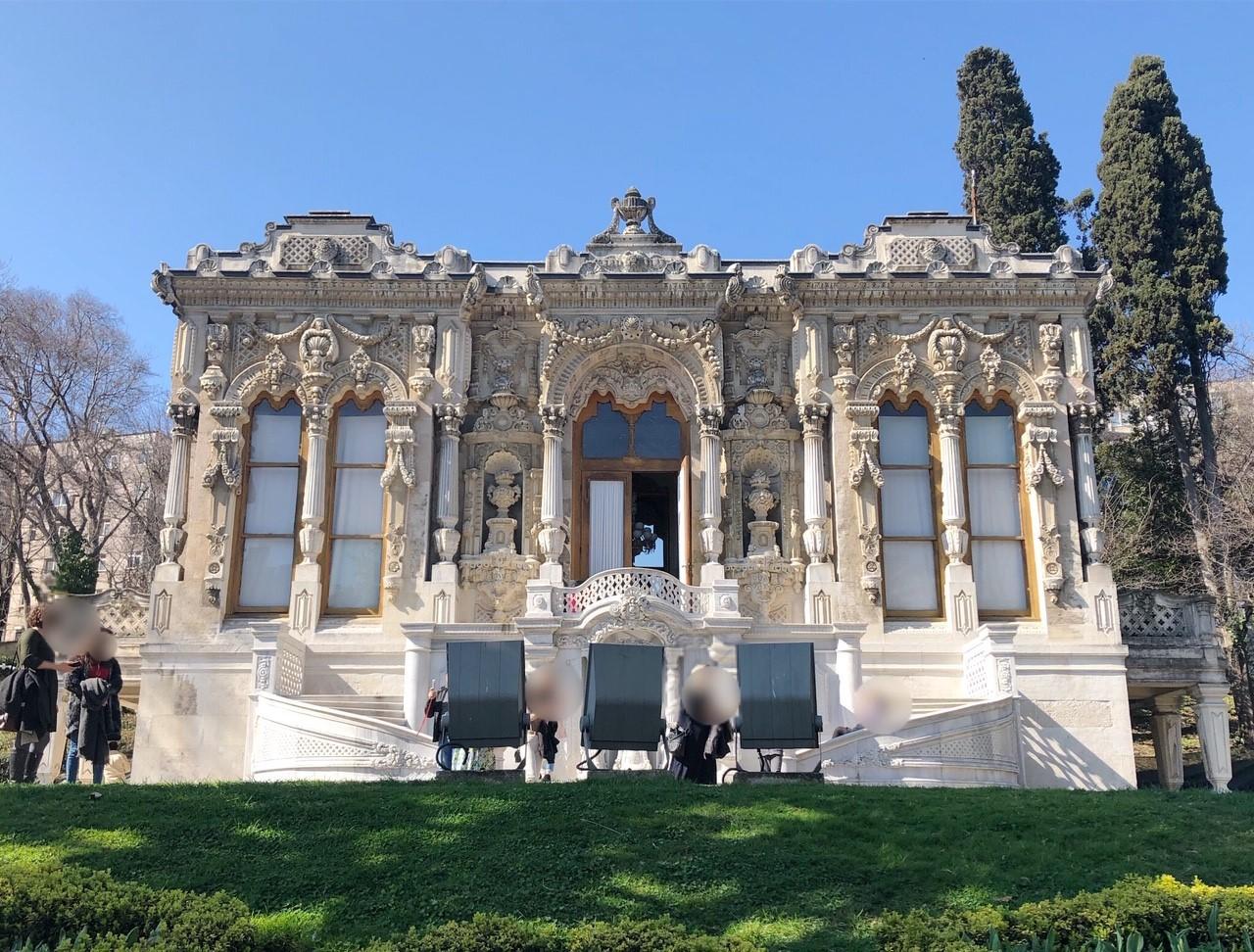 設計はバルヤン一族!トルコ・イスタンブールの美しい宮殿4選