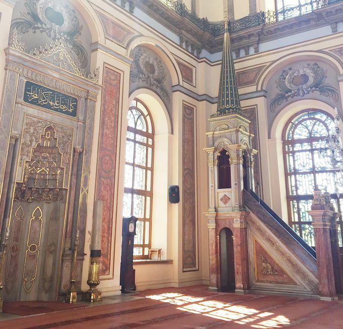 ドルマバフチェ・モスク