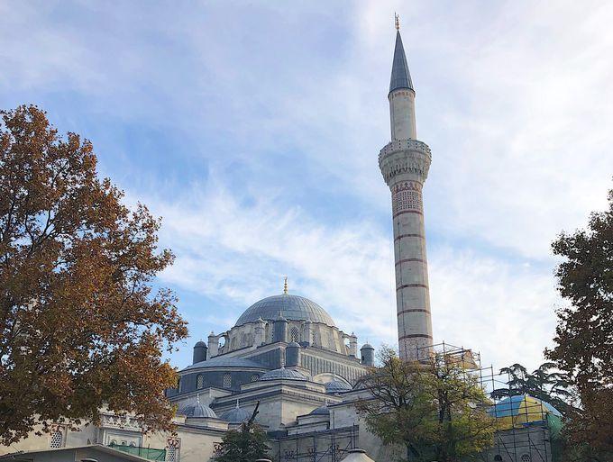 バヤズィト・モスク